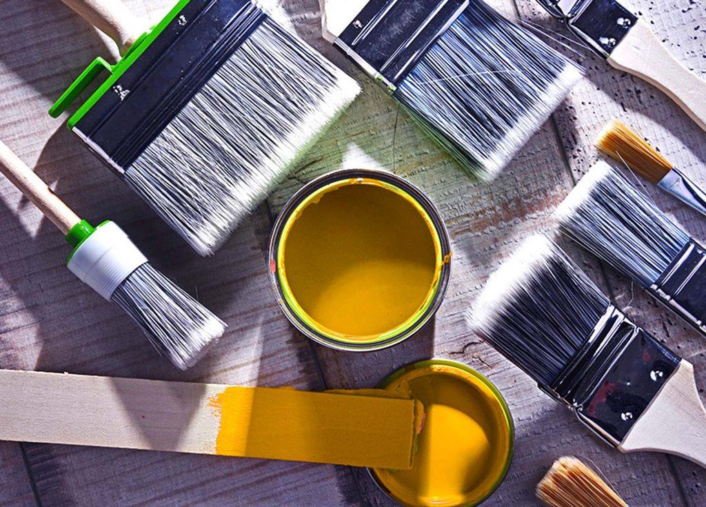 انواع قلم مو نقاشی ساختمان :کدام قلممو مناسب کار شماست؟