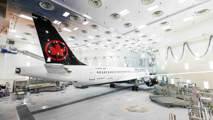 دستگاههای رنگپاش بهترین انتخاب برای رنگ آمیزی بدنه هواپیما هستند.