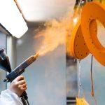 کاربردهای رنگ مقاوم به حرارت در صنایع مختلف
