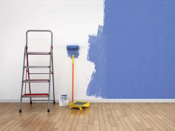 از این 8 اشتباه هنگام رنگ آمیزی دیوار بپرهیزید
