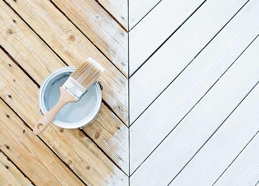 آیا میتوان کف اتاق را رنگ زد؟ 9 نکته که باید درباره رنگ زدن کف خانه بدانید