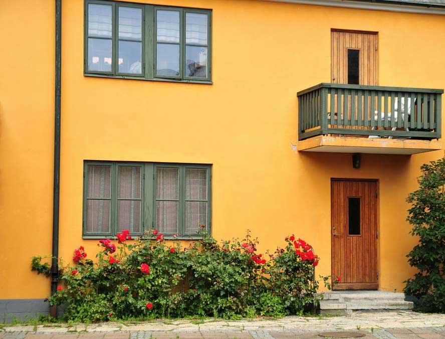 رنگ آمیزی دیوارهای خارجی خانه راهنمای خرید رنگ ساختمانی