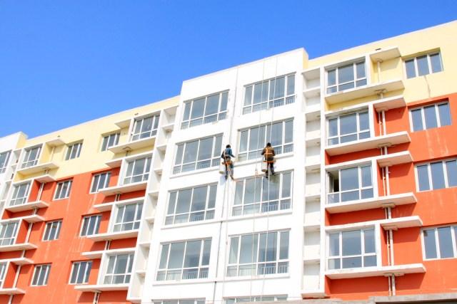 انتخاب رنگ نمای ساختمان